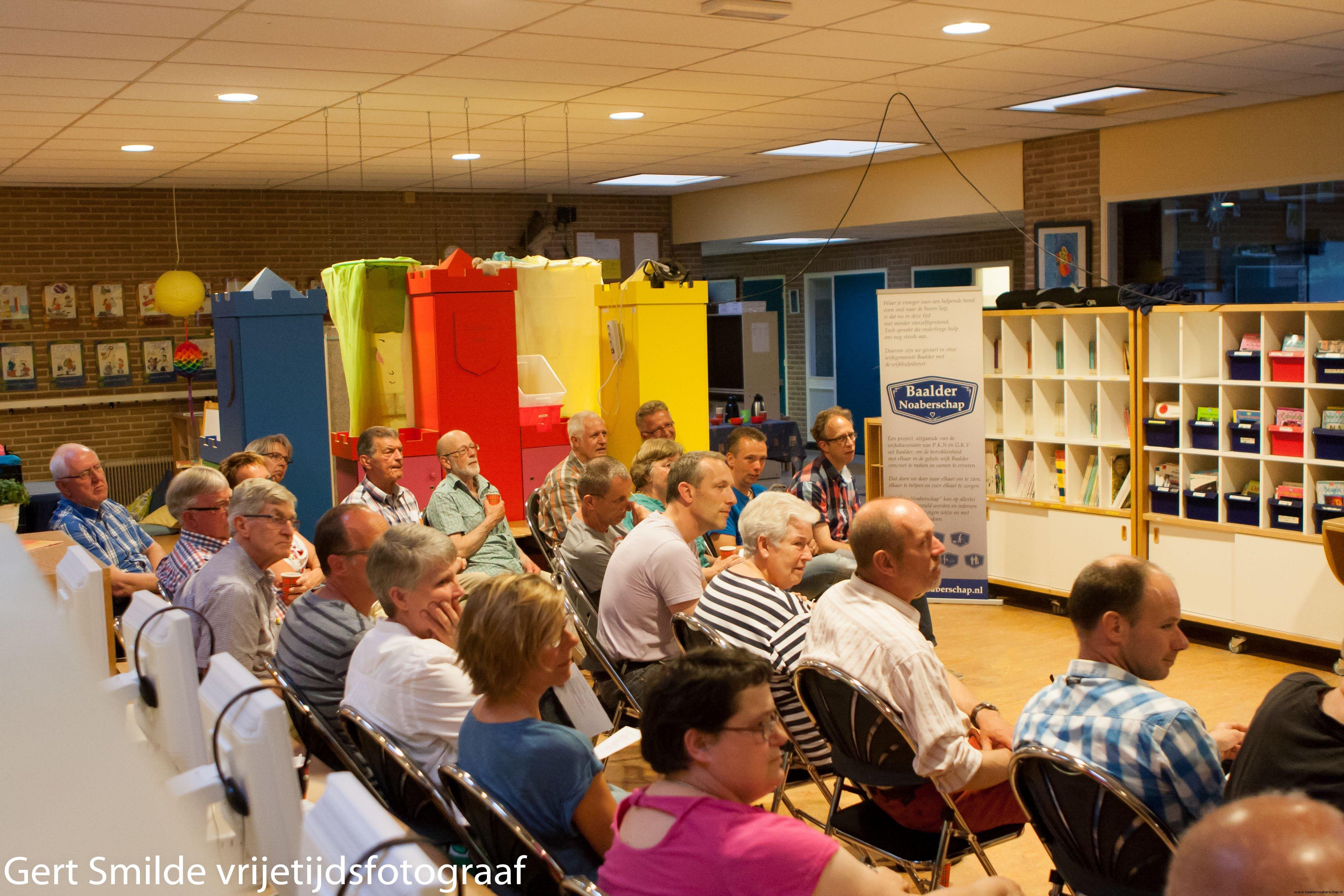 Vrijwilligersavond Baalder Noaberschap 20 mei 2014-7